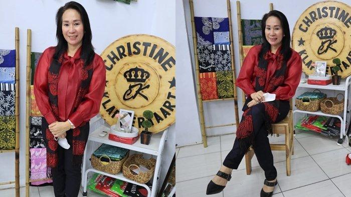Kisah Pemilik Christine Klappertart Kembangkan Industri Kreatif, Sandiaga Uno pun Kunjungi Toko