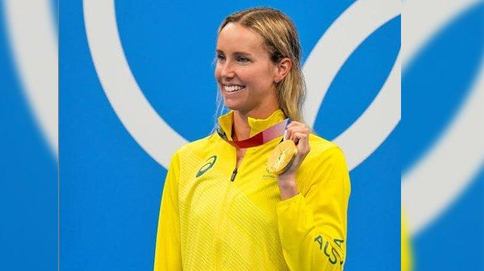 Sosok Atlet CantikPeraih 7 Medali di Olimpiade Tokyo 2020 Namanya Emma McKeon