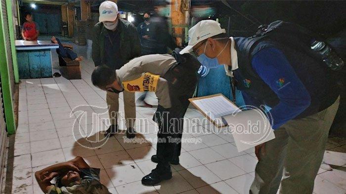 BPS Sulut Lakukan Sensus Penduduk Malam, Catat Tunawisma dan Pemulung di Manado