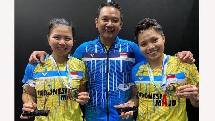 Update Piala Uber 2020: Greysia/Apriyani Menang, Indonesia Unggul 2-0 atas Jerman