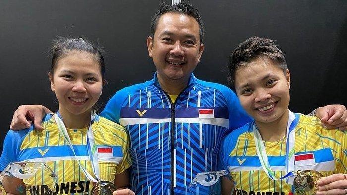 Sosok Eng Hian Pelatih Dibalik Kemenangan Greysia Polii/Apriyani Rahayu di Olimpiade Tokyo 2020