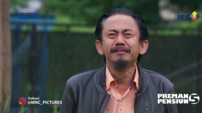 Epy Kusnandar berniat bangun masjid setelah perankan karakter Kang Mus di sinetron Preman Pensiun 5.