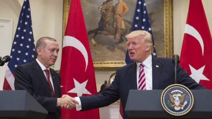 Sederet Pemimpin Bangsa Lancarkan Kecaman Atas Pembunuhan di Prancis, Trump hingga Erdogan