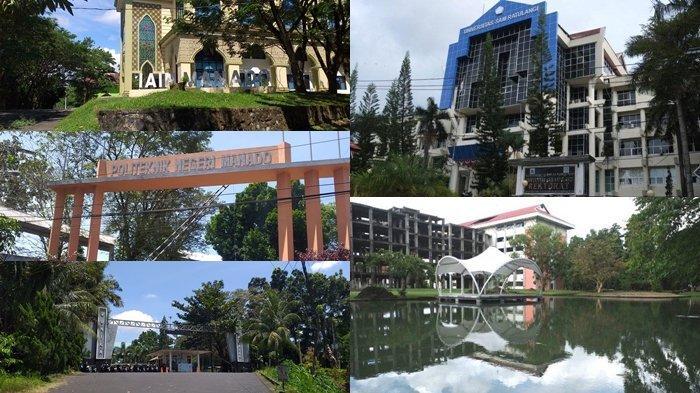 Daftar Perguruan Tinggi Negeri dan Swasta Favorit di Manado