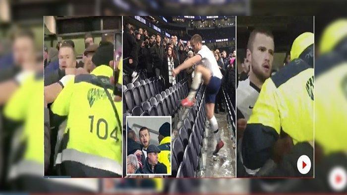 VIDEO Detik-detik Pemain Tottenham Ngamuk, Kejar Suporter Usai Kalah Adu Pinalti dengan Norwich