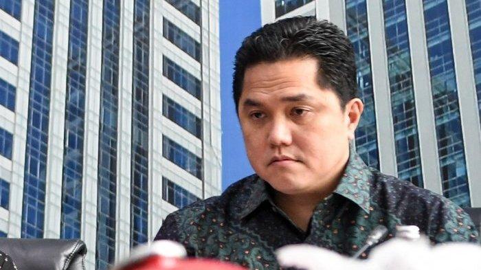 Gebrakan Terbaru Menteri Erick Thohir, Rombak BUMN Keuangan RI, Ini Sosok yang Dicopot dan Ditunjuk