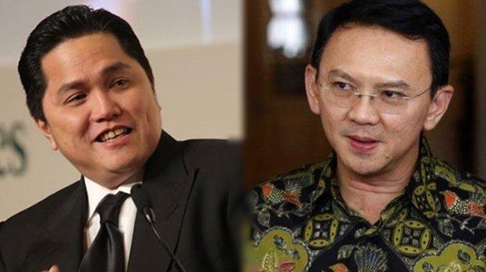 FAKTA Mengejutkan Tentang Korupsi Dibongkar Erick Thohir, Sebelumnya Ahok Pernah Minta Hal ini