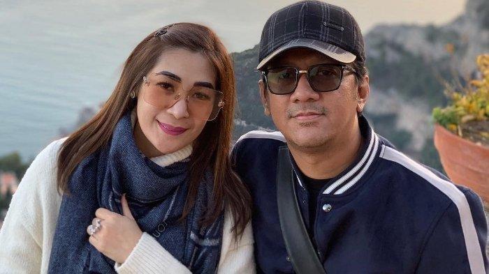 Terkait Penghinaannya kepada Prabowo, Pencemaran Nama Baik, Istri Andre Taulany Dipolisikan?