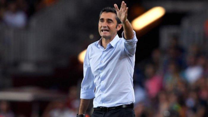 Ernesto Valverde di Ujung Tanduk, Barca Incar Mantan Pelatih Espanyol Lainnya