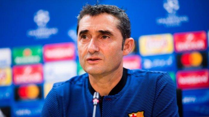 Valverde Disebut Buat Barcelona Tekuk Inter Milan, Meski dengan Mata Tertutup dan Tanpa Messi