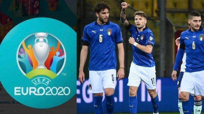 Jelang Euro 2020, Timnas Italia Dilanda Kabar Tak Menyenangkan