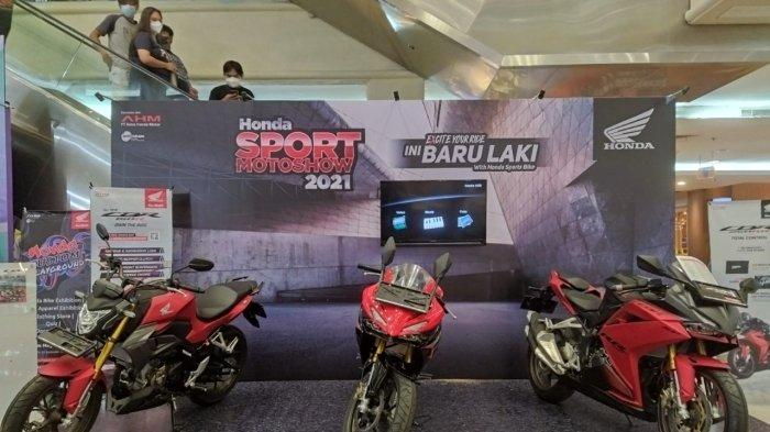 Honda Sport Moto Show, DAW Pamerkan Line Up Motor Sport Honda Terbaik