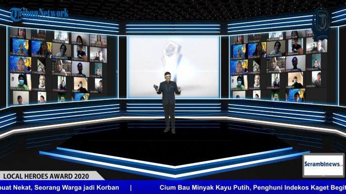 Kisah 21 Local Hero di Indonesia Dapat Penghargaan dari Tribun Network, Ada Guru Terbaik Asal Sulut