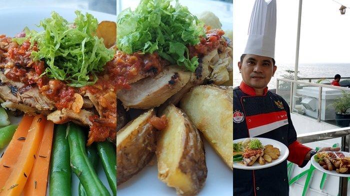 Yuk, Nikmati Lezatnya Chicken Steak with Special Sauce ala Whiz Prime Manado