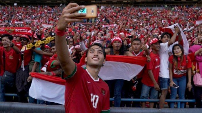Ezra Walian, Bikin Warga Kawanua Jagokan Persib Taklukkan Persija di Final Piala Menpora 2021