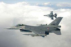 Tim Penyelidik Masih Bingung atas Insiden Jet Tempur F-16 Belanda yang Tertembak Pelurunya Sendiri