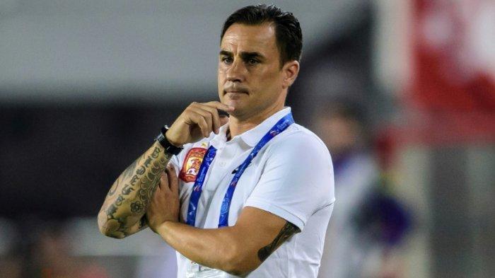 Surat Cannavaro: Italia Harus Bersatu Melawan Covid-19, dan Menang Seperti Piala Dunia 2006