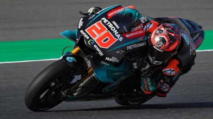 Jawaban Fabio Quartararo Soal Rumor Pindah ke Ducati