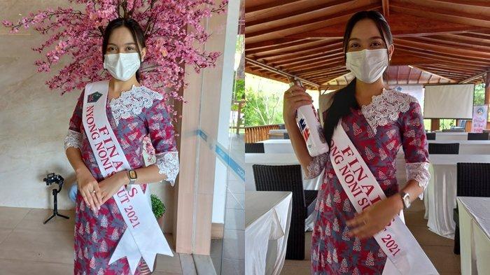Finalis Noni Sulut Fabiola Suling: Mengalir Saja di Mana Panggilan Tuhan