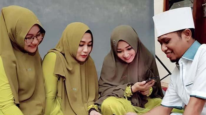 Sosok Fadil Muzakki Syah alias Lora Fadil, Anggota DPR RI yang Memboyong 3 Istrinya saat Pelantikan
