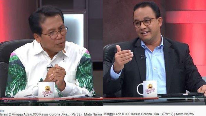 Istana Bantah Anies Baswedan soal Pemerintah Lamban Tangani Virus Corona: Catat Ini dari Bung Anies