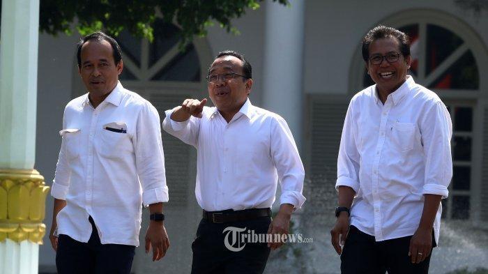 Sudah 30 Calon Menteri Datang ke Istana Hingga Selasa, Ini Daftar Lengkapnya