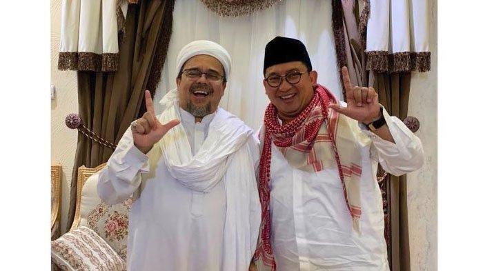 Fadli Zon Jadi Saksi Keterpurukan Habib Rizieq di Arab Saudi, Nasib Sial HRS Jelang Hari Spesial