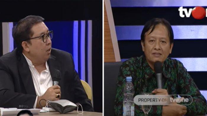 Di ILC Fadli Zon Kembali Panas, Kini Bikin Malu Prof Henri Subiaktio: Tak Bermutu Sekali Omongannya
