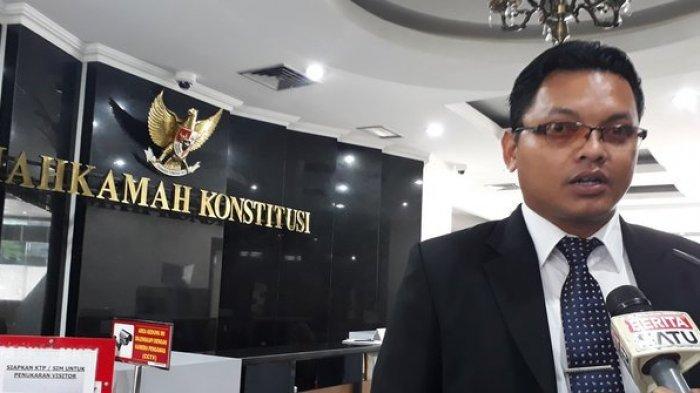 Jubir MK Bocorkan Jadwal Putusan Sidang Sengketa Pilpres 2019