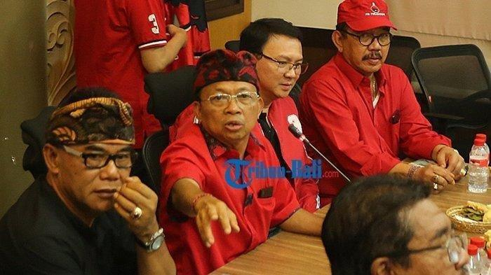 Fakta Ahok Gabung PDIP, Tak Minta Jabatan hingga Tuai Tanggapan Kubu Prabowo-Sandi