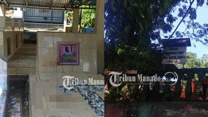 TERUNGKAP Kronologi Sebenarnya Istri Ditikam Suami saat Ciuman di Kuburan, Warga:Tidak Saling Cium
