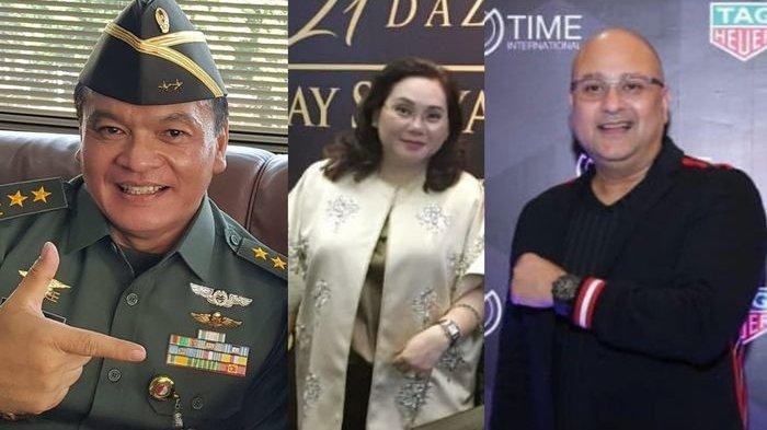 Sosok Mayjen TNI Dessano Indrasakti, Suami Tri Hanurita Mantan Istri Irwan Mussry, Karir Mentereng