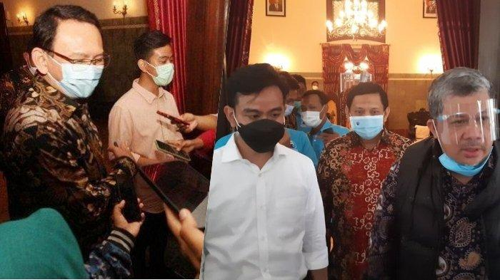 Fakta-fakta Kunjungan Politikus Nasional ke Gibran Rakabuming di Solo, Fahri Hamzah hingga Ahok