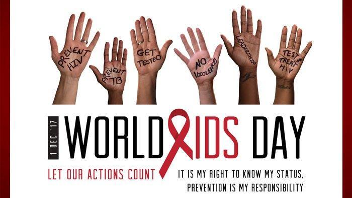Besok 1 Desember 2020 Hari Aids Sedunia, Ini Sejar