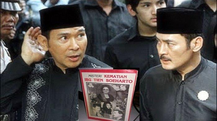 Ibu Tien Disebut Mati Tertembak Tommy dan Bambang, Mbak Tutut Ungkap Fakta di Bulan April: Tidak . .