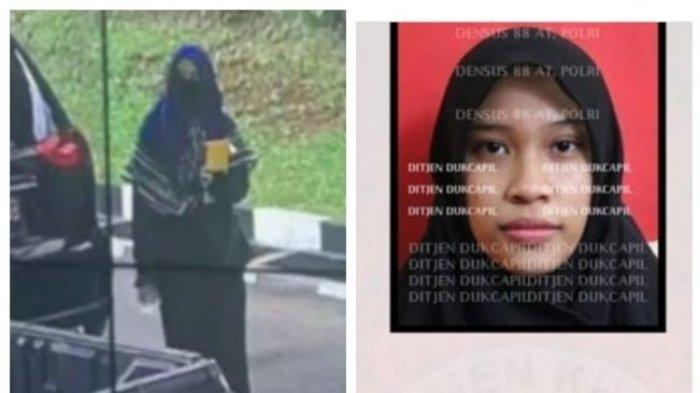 Fakta <a href='https://manado.tribunnews.com/tag/zakiah-aini' title='ZakiahAini'>ZakiahAini</a> Peneror Mabes Polri Pamit di Grup WA Keluarga.