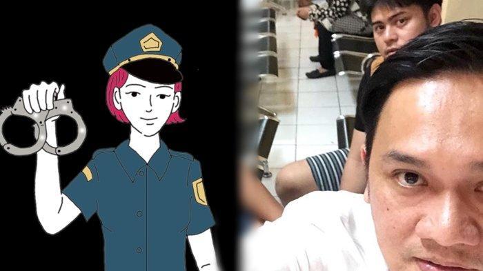 Heboh Video Farhat Abbas dan Galih Ginanjar di Dalam Rutan, Polisi Sebut 'Pelanggaran'