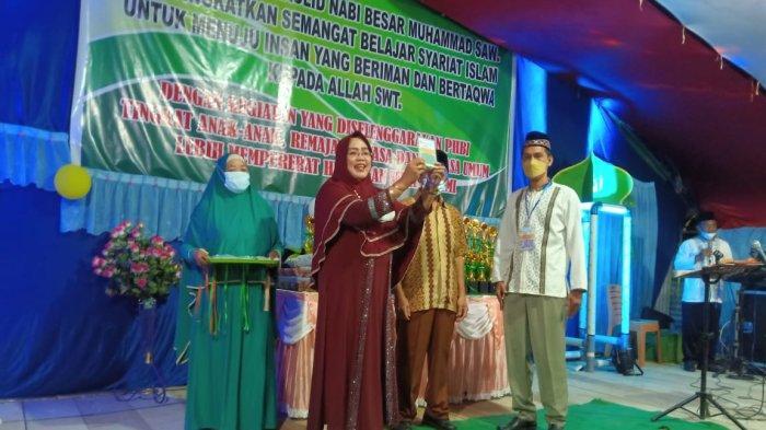 Berbagai Kegiatan Keagamaan Ramaikan Peringatan Maulid Nabi Muhamad SAW di Kelurahan Imandi Bolmong