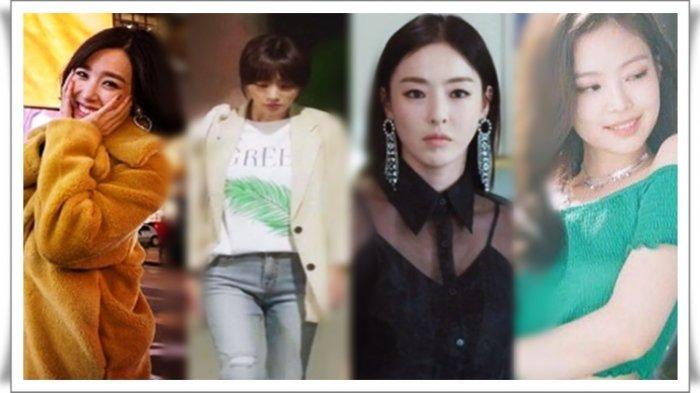 Pakai Outfit Murah, 6 Idola K-Pop Ini Tetap Modis, Baju Jennie dan Jin BTS Tak Sampai Rp 200 Ribu