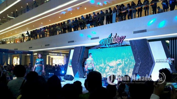 Fashion Show Manado Fiesta, Ajang Promosikan Budaya Lewat Kain Manado