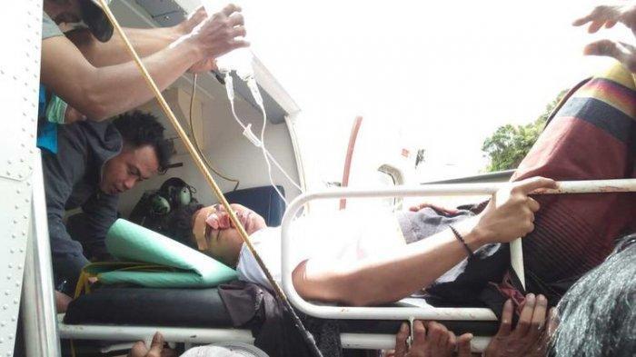 KKB Papua Tembak 2 Pengemudi Ojek Bergiliran, Kondisi Korban Kritis, Serda Ade Curi Perhatian