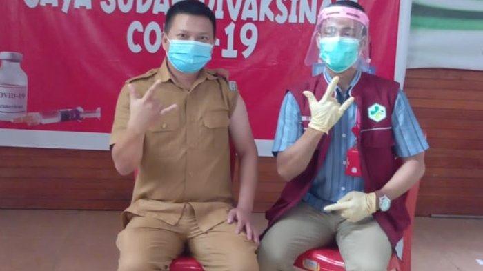 504 Dosis Vaksin Jenis Moderna Disediakan untuk Para Nakes di Bolsel