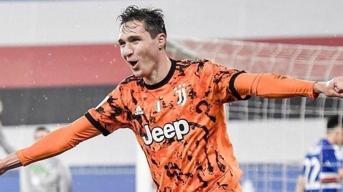 Kabar Pemain Andalan Bianconeri Federico Chiesa Jelang Juventus VS AC Milan di Liga Italia