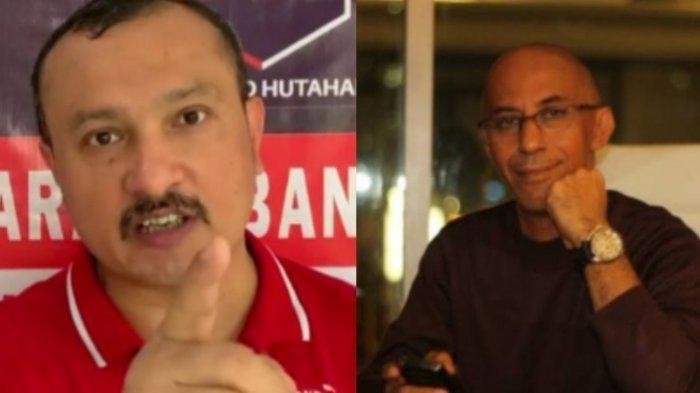 Ferdinand Hutahaean Semprot Geisz Chalifah yang Anggap Jakarta Sekarang Keren: Tak Tahu Malu . .