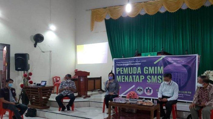 FGD Pemuda GMIM: Tunda Pelaksanaan SMSI 2021 Serta Jangan Bertentangan Dengan Tata Gereja