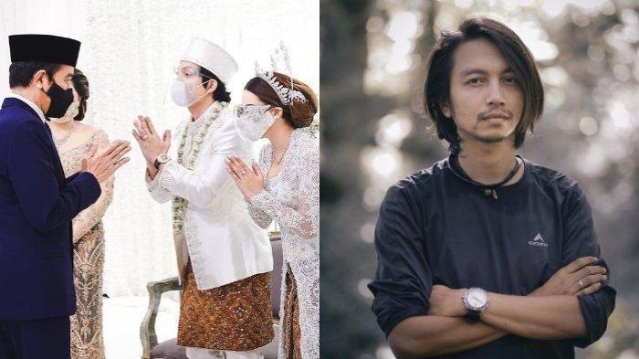 Fiersa BesariSoroti Hadirnya Presiden Jokowi ke Pernikahan Atta-Aurel, Ditanggapi Susi Pudjiastuti