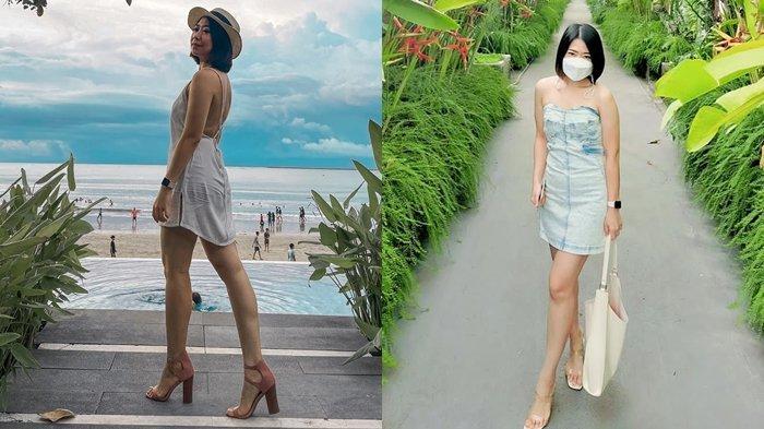 Perempuan Cantik Bitung Fify Trijn Mengaku Bali Selalu Masuk List Liburan Tahunan