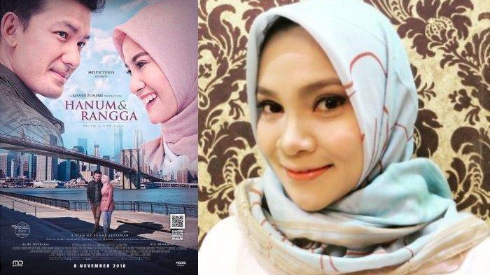 Film Hanum & Rangga dan Hanum Rais