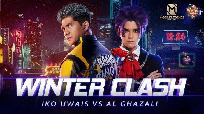 Perankan Hero Ikonik Chou dan Gusion, Iko Uwais dan Al Ghazali Bintangi Film Pendek Mobile Legends