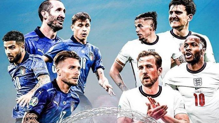 PREDIKSI Susunan Pemain Italia vs Inggris Final Euro 2020, Siapa Jadi Pemain Kejutan?